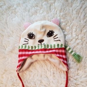 H&M Knit Cat Baby Hat